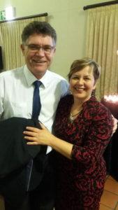 Prof Piet Naudé & Ms Shanie Boshoff